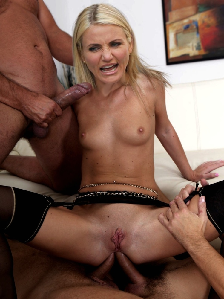 Cameron diaz bares all in sex tape picture